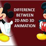 2D vs 3D Animation